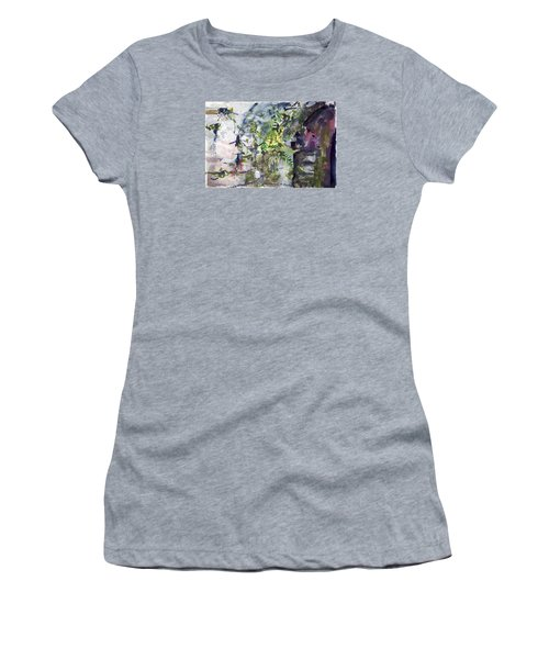 Colorful Foliage Women's T-Shirt (Athletic Fit)