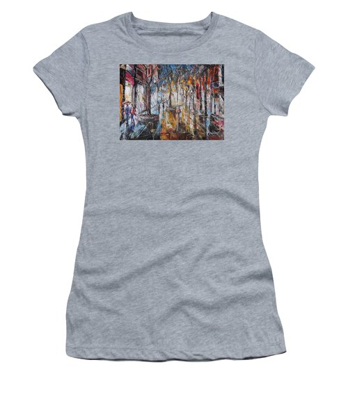 Colorful Night V Women's T-Shirt