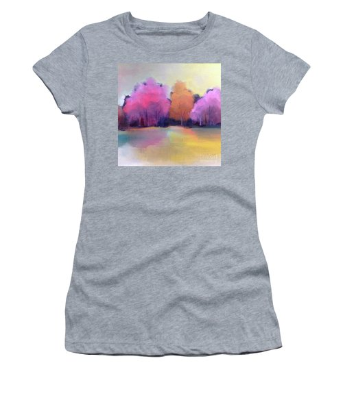 Colorful Reflection Women's T-Shirt