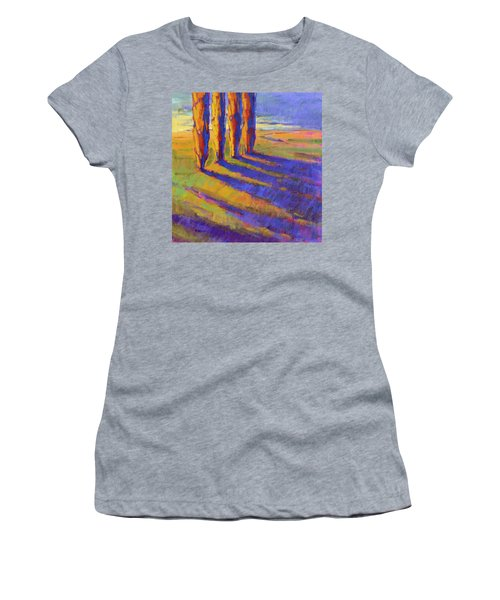 Colors Of Summer 5 Women's T-Shirt (Athletic Fit)