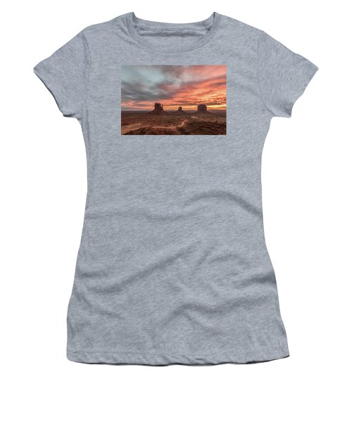 Colors Of The Past Women's T-Shirt (Athletic Fit)