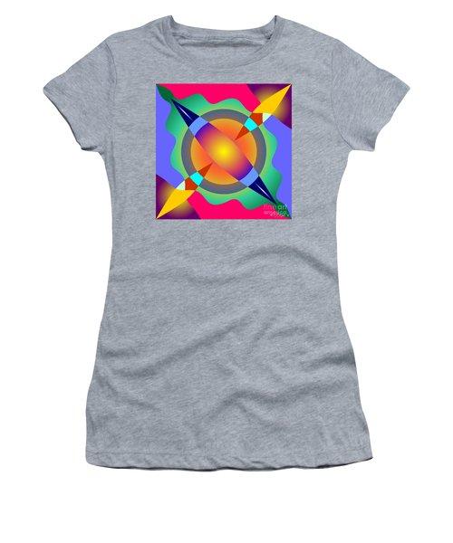 Colorscape 1-5 Women's T-Shirt