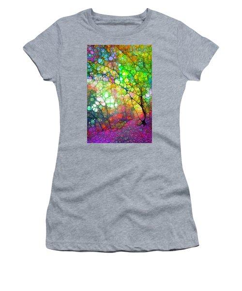 Colour Combustion Women's T-Shirt