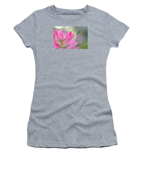 Colourful Greeting II Women's T-Shirt (Junior Cut) by Janet Rockburn