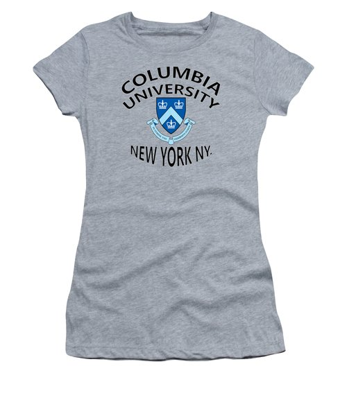Columbia University New York Women's T-Shirt