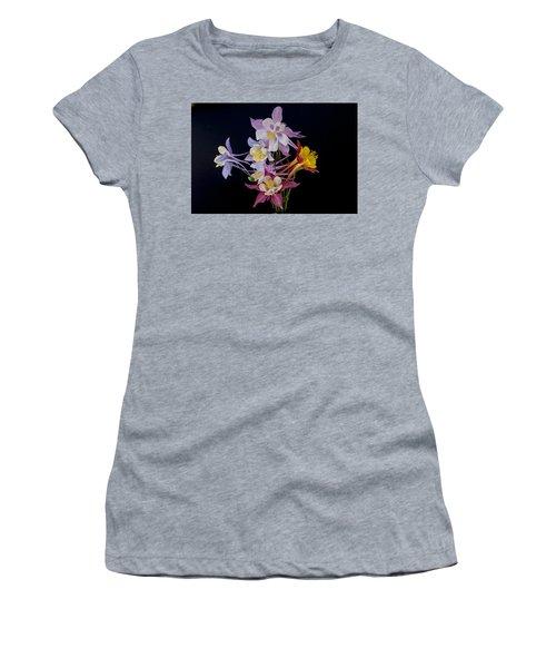 Columbine Medley Women's T-Shirt