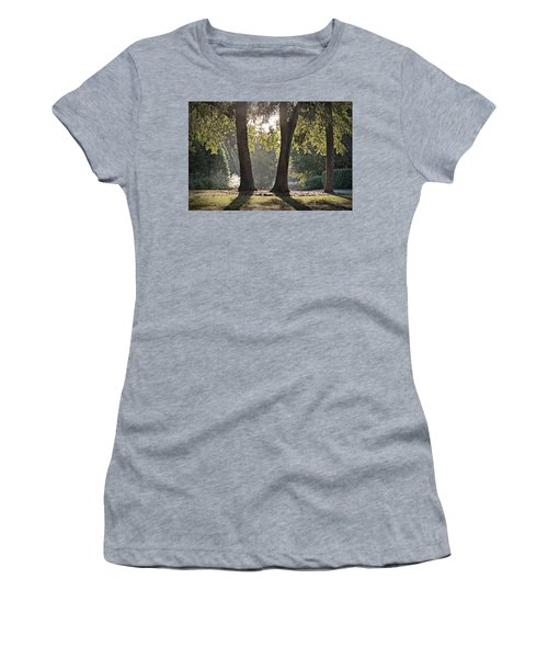 Come On Spring Women's T-Shirt (Athletic Fit)