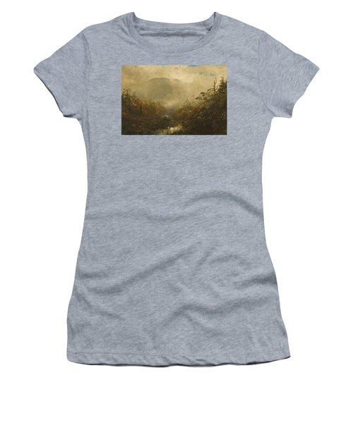 Coming Storm In The Adirondacks Women's T-Shirt