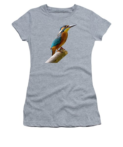 Common Kingfisher Alcedo Atthis Women's T-Shirt