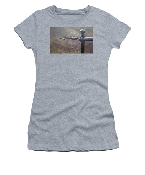 Comparative Engineering Women's T-Shirt (Junior Cut) by Laurie Stewart