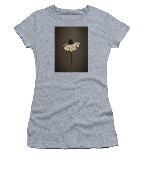 Cone Flower 8 Women's T-Shirt (Junior Cut) by Simone Ochrym