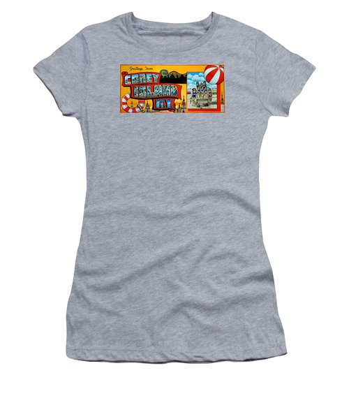 Coney Island New York Women's T-Shirt