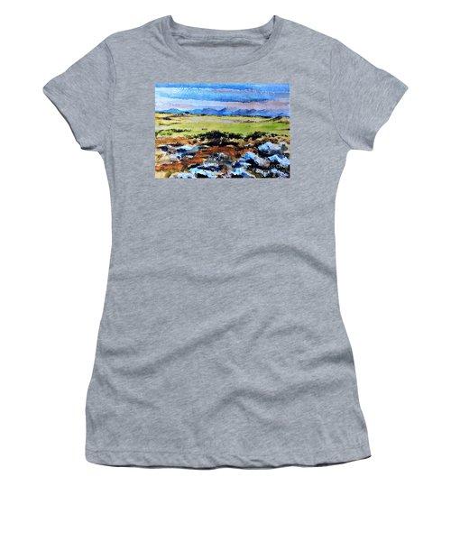 F  801  Connemara Golf, Ballyconneely, Galway Women's T-Shirt