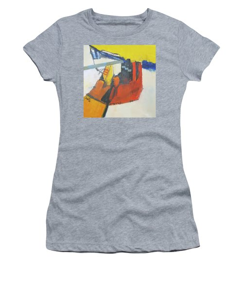 Contradiction Women's T-Shirt (Athletic Fit)