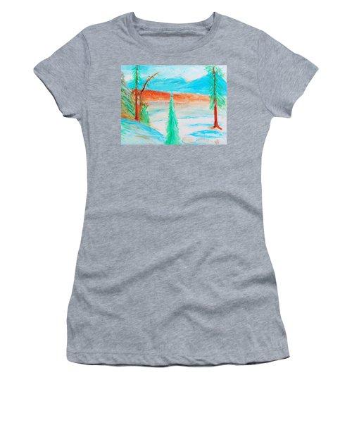 Cool Landscape Women's T-Shirt