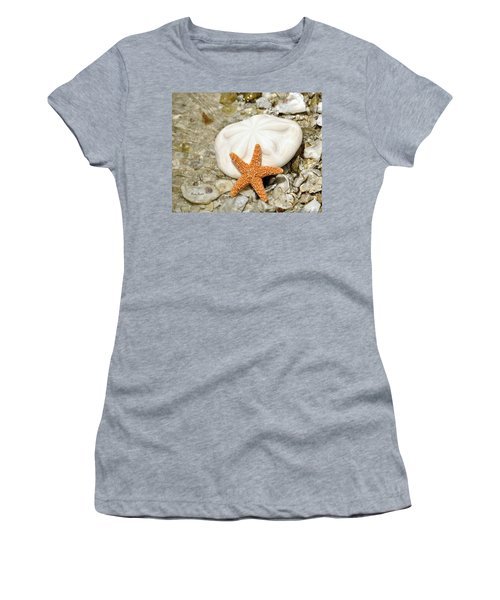 Core Of The Reef Women's T-Shirt (Athletic Fit)