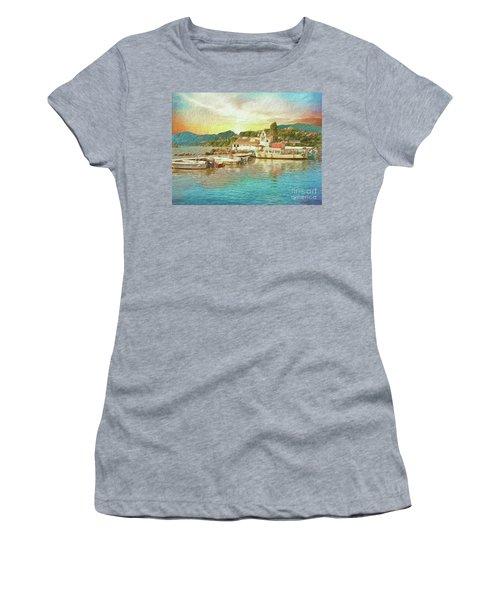 Corfu 30 My Passion Paintography Women's T-Shirt