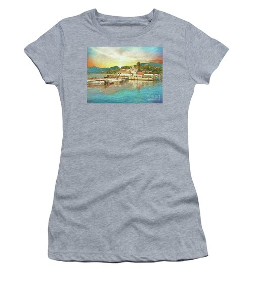 Corfu 30 My Passion Paintography Women's T-Shirt