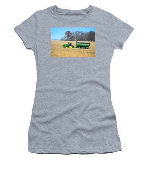 Corn Harvest Women's T-Shirt (Athletic Fit)