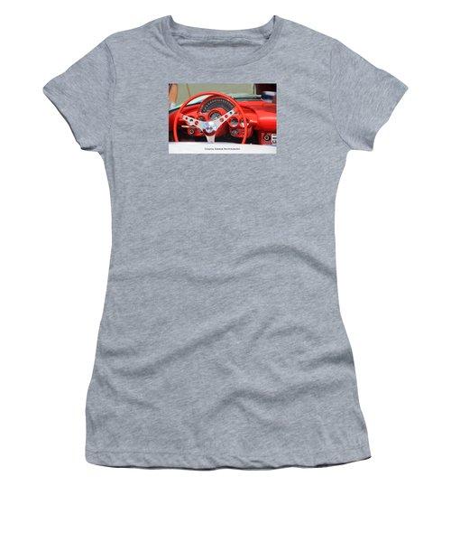 Corvette Women's T-Shirt (Junior Cut)