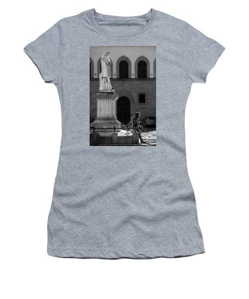 Cosimo Ridolfi Women's T-Shirt (Junior Cut) by Sonny Marcyan