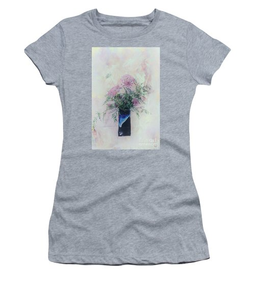 Cotton Candy Dreams Women's T-Shirt (Athletic Fit)