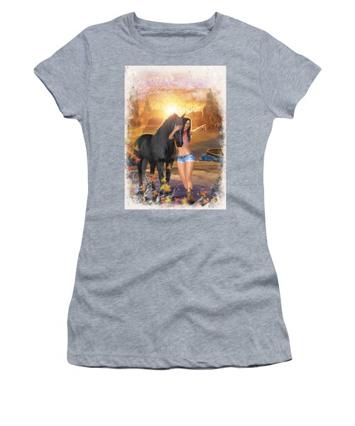Country Memories 2 Women's T-Shirt