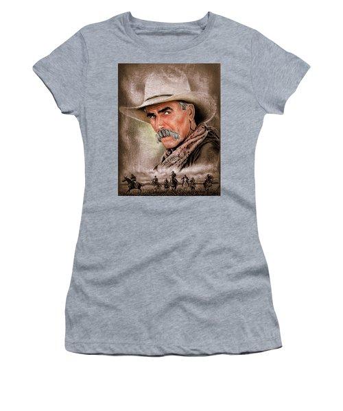 Cowboy Version 3 Women's T-Shirt (Athletic Fit)