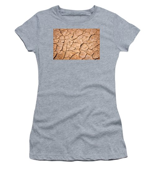 Cracked Women's T-Shirt