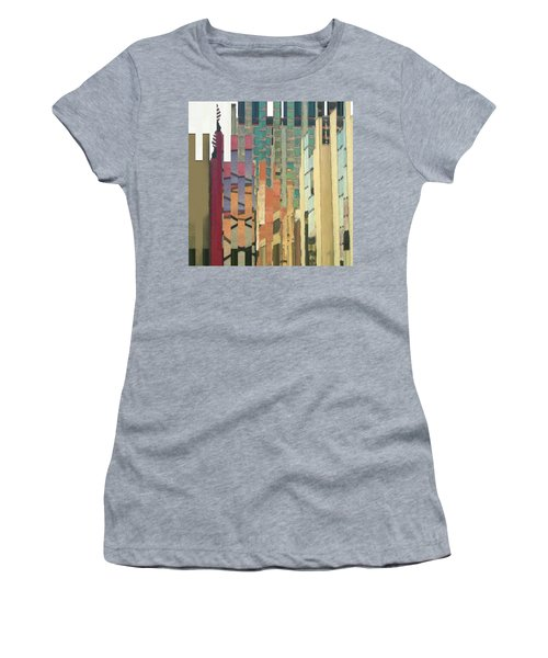 Crenellations Women's T-Shirt