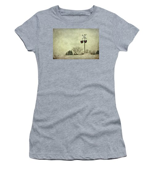 Crossing Over Women's T-Shirt