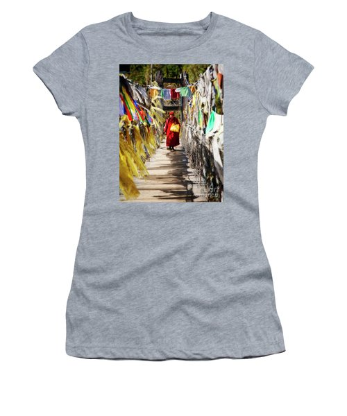 Crossing Over Women's T-Shirt