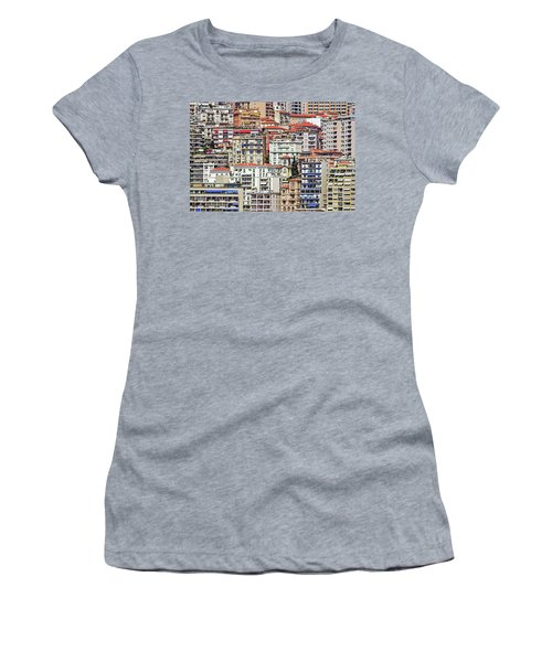 Crowded House Women's T-Shirt (Athletic Fit)