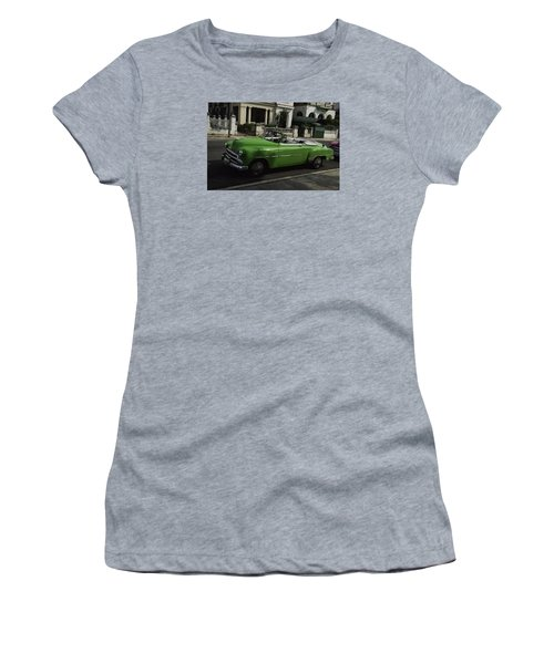 Cuba Car 3 Women's T-Shirt (Athletic Fit)