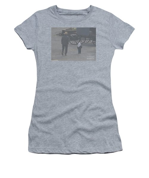 Dad And Daughter Women's T-Shirt