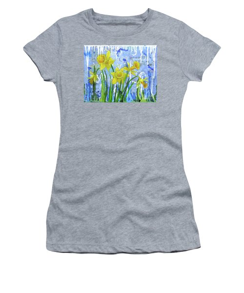Daffodil Ding Dongs Women's T-Shirt
