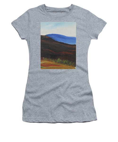 Dagrar Over Salenfjallen- Shifting Daylight Over Distant Horizon 2 Of 10_0035 50x40 Cm Women's T-Shirt