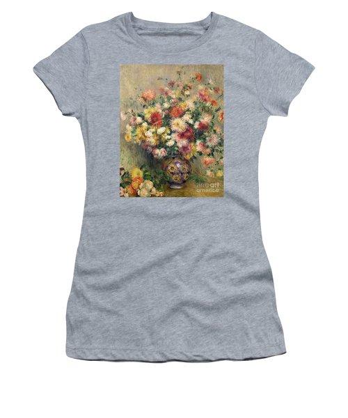 Dahlias Women's T-Shirt