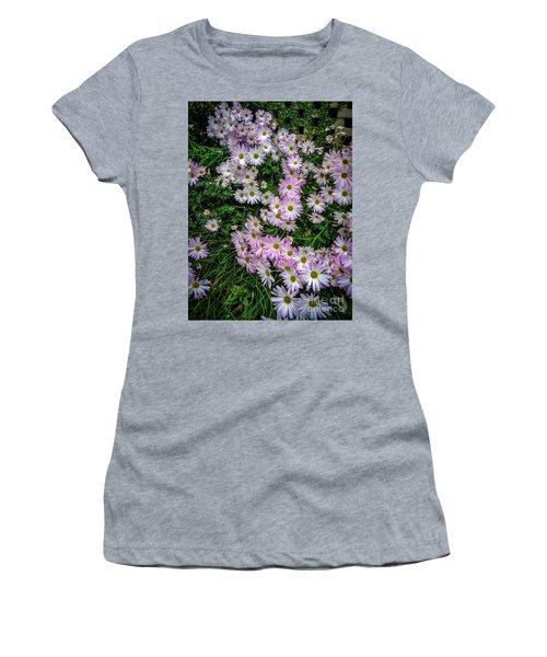 Daisy Patch Women's T-Shirt