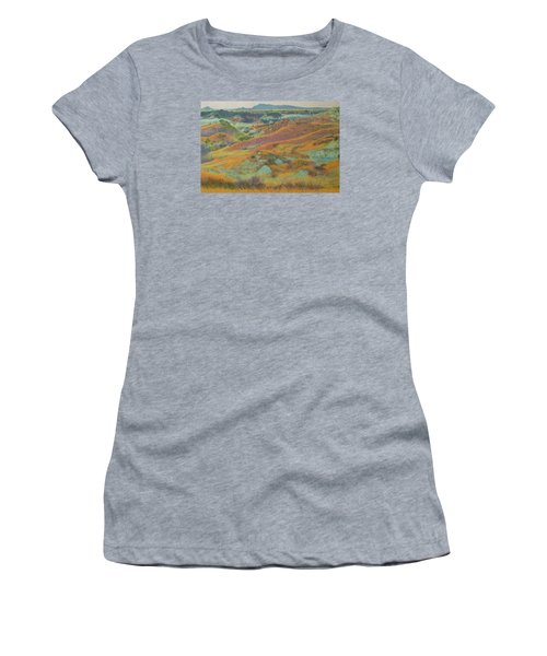 Dakota October Women's T-Shirt (Athletic Fit)