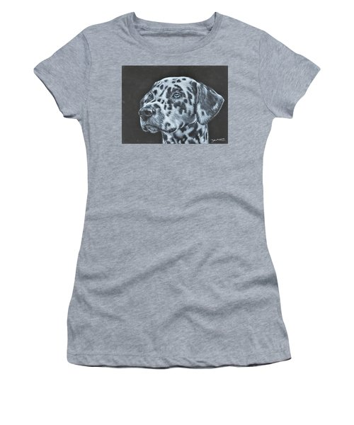Dalmation Portrait Women's T-Shirt