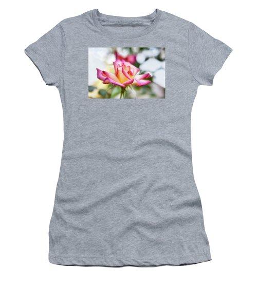 Dance Ballerina, Dance Women's T-Shirt (Junior Cut) by Joan Bertucci