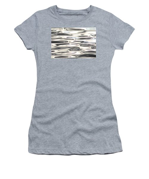 Women's T-Shirt (Junior Cut) featuring the photograph Dancing With Light by Cathie Douglas