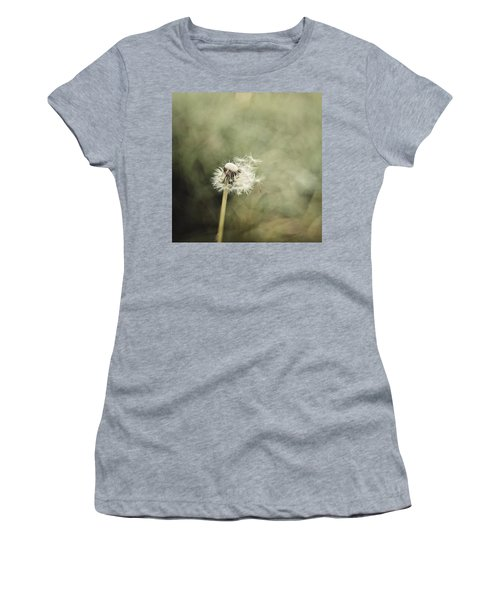 Dandelion  #lensbaby #composerpro Women's T-Shirt (Athletic Fit)