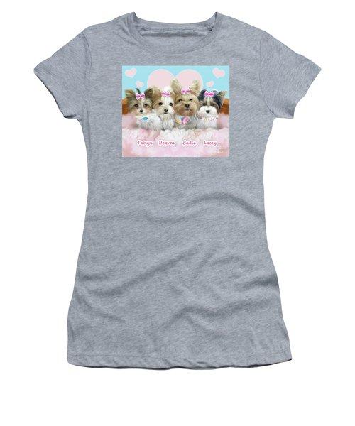 Davidson's Furbabies Women's T-Shirt