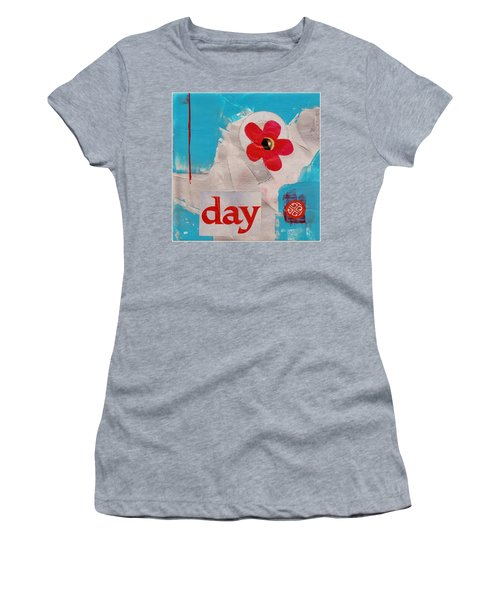 Day Women's T-Shirt (Junior Cut) by Patricia Cleasby