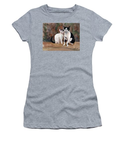Deano And Sparky Women's T-Shirt