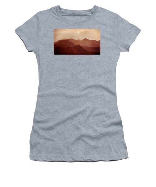 Death Valley Women's T-Shirt (Athletic Fit)