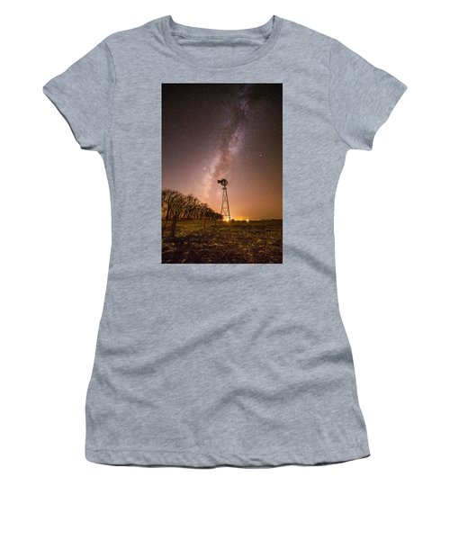 December Night  Women's T-Shirt