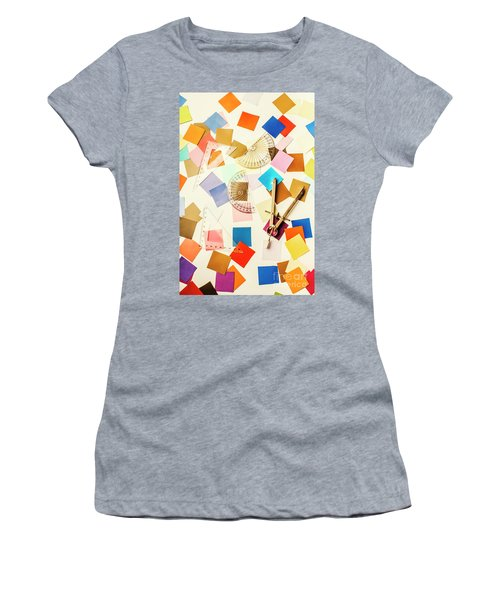 Decoration In Symmetry Women's T-Shirt